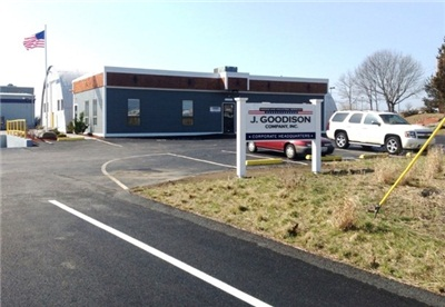 J. Goodison Quonset Point Office Location